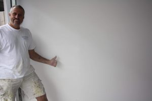The best in plaster wall repair