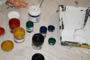 On-site Paint Matching